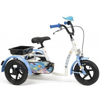 Трехколесный детский велосипед Vermeiren Aqua (3-7 лет) в Казани